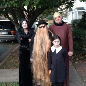 Other - Addams Family Uncle Fester Costume